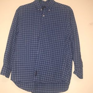 Abercrombie Short Sleeve Button Down Shirt